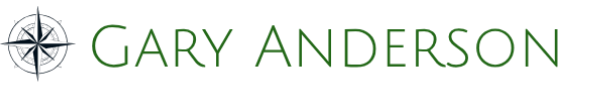 garyandersonbooks.com Logo