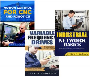 Gary Anderson Books - Automation and PLC Programming